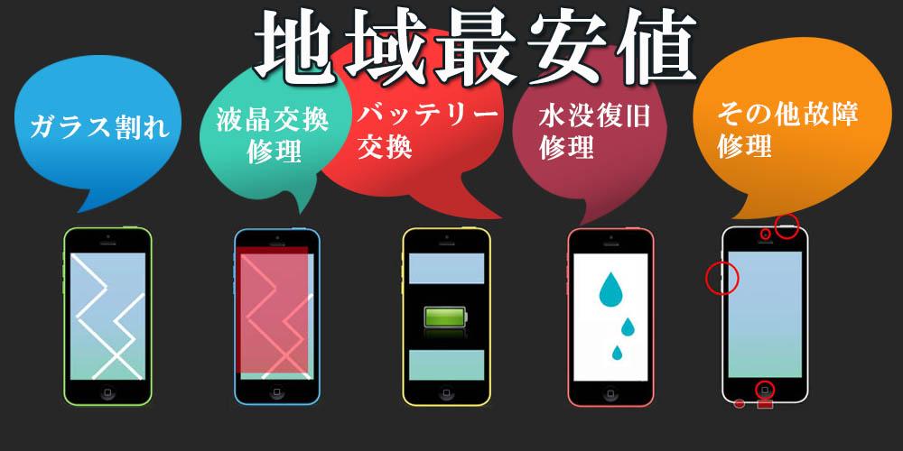 ipanda iphone 修理専門店